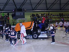Bohumínský hokej má dobré zázemí a chtěl by nahoru.