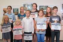 Ve výstavní síni Viléma Wünscheho Kulturního domu Leoše Janáčka v Havířově byly v pátek 4. září slavnostně vyhlášeny výsledky jubilejního 25. ročníku mezinárodní výtvarné soutěže dětí a mládeže v oboru kresby a grafiky.