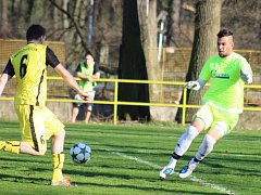 Těšín nedal gól a prohrál.