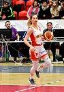 Natálie Rašková, rozehrávačka a mozek týmu.