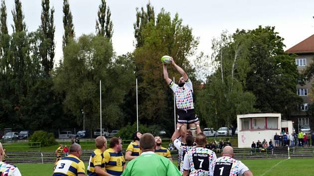 Havířovští ragbisté se v závěru základní části své soutěže rozjeli.