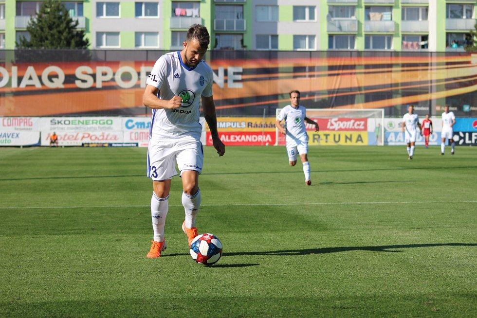 Utkání rozhodla pofiderní penalta pro domácí Boleslav.