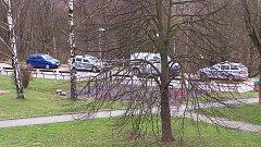 V centru Havířova byl nalezen předmět podobající se granátu.
