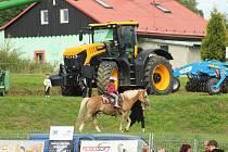 V Petrovicích se po roční pauze opět konala Obecní slavnost. Nechyběly pouťové atrakce, hudební program, dobré jídlo a pití, a letos poprvé si mohli lidé prohlédnout i zemědělskou techniku.