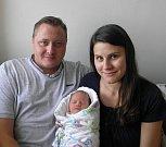 Nikol se narodila 5. srpna mamince Veronice Harčarikové z Orlové. Po porodu dítě vážilo 2880 g a měřilo 48 cm.