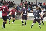 Oslavy 85 let od založení fotbalu v Horní Suché okořenilo utkání domácích se starou gardou pražské Sparty.