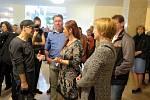 Slavnostní zahájení výstavy Region foto 2019 ve výstavní síni Viléma Wünscheho Kulturního domu Leoše Janáčka v Havířově.