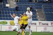 Karvinští fotbalisté (za podpory svých fanoušků) vyválčili na Slovácku bod.