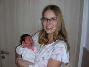 Kateřina Witoszová se narodila 14. října v hořovické porodnici manželům Jarmile a Michalovi z Králova Dvora. Kačenka, které vybral jméno tatínek, vážila po porodu 3340 g a měřila 50 cm. Doma se na sestřičku těší dvouletá Monička.