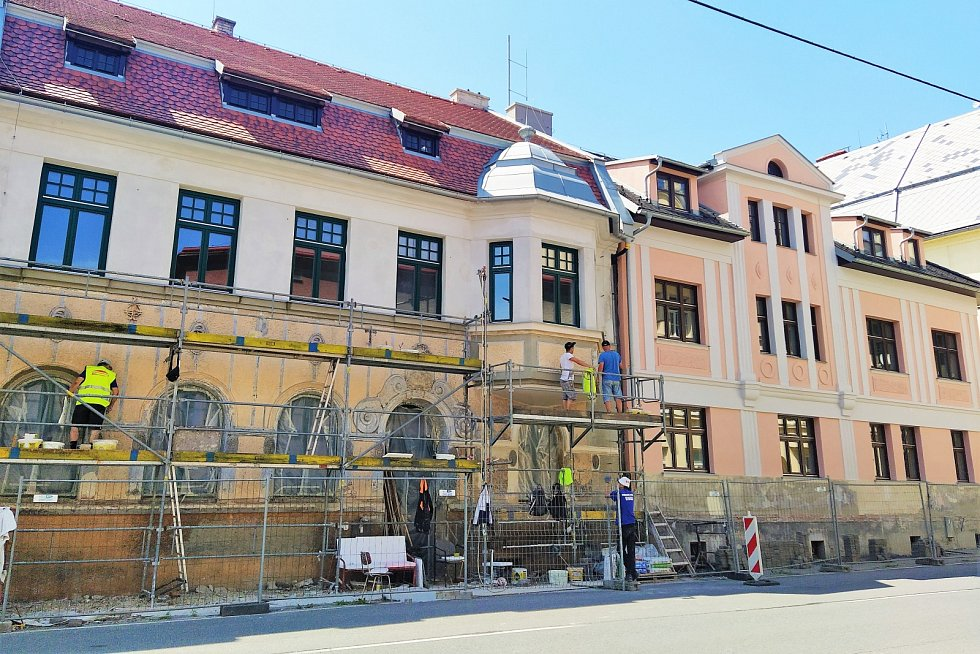 Jedenáct nových bytů ve Starém Bohumíně půjde do dražby.