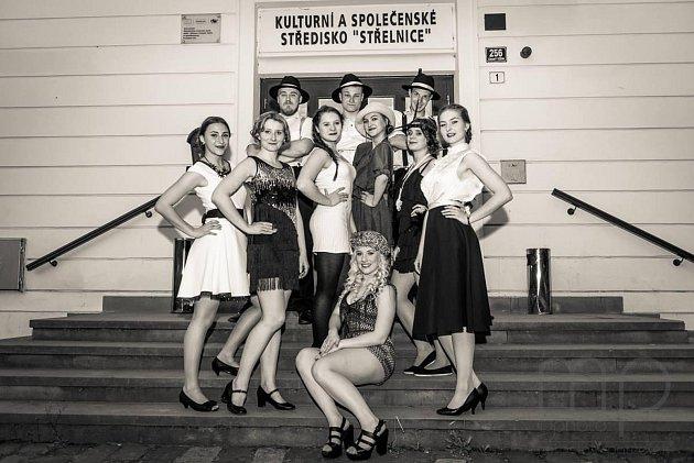 Taneční skupina Externo bude hvězdou sobotní on-line Oldies party zgauče.