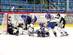 Hokejisté Havířova nestačili na Litoměřice, ale na rozdíl od nich si zahrají play off.