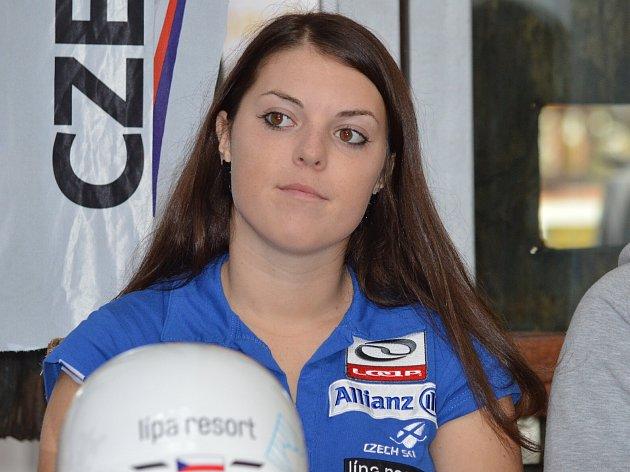 Kateřina Pauláthová vyjela další FIS body.