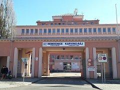 Nemocnice Karviná-Ráj.