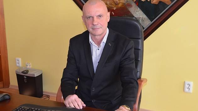 Jiří Matěj, někdejší ředitel nemocnic v Karviné-Ráji, Havířově a Orlové.