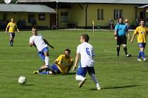 V rámci stonavské poutě se odehrál fotbalový turnaj O pohár starosty.