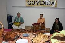 Ezoterický festival v Městském domě kultury Karviná.