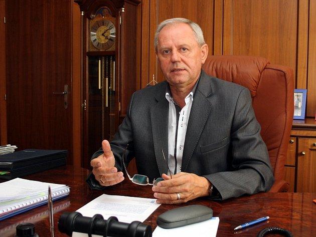 Primátor Havířova Zdeněk Osmanczyk.