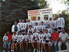 Cyklistický klub CK Feso Petřvald manželů Matasových.