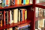 Knihy. Ilustrační foto
