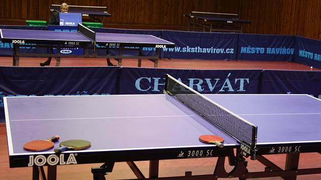 Stolní tenisté Havířova zahájili sezonu.