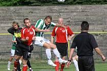 Fotbalisté MFK zdolali v MSFL Brumov 4:0 a vracejí se do horní poloviny tabulky.