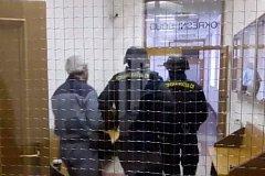 Bohumír Ďuričko při odchodu ze soudní síně.