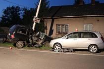 Tragická nehoda v Karviné.