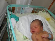 Tárek Elwaheshi se narodil 29.července paní Lucii Elwaheshi z Karviné. Po porodu chlapeček vážil 3630 g a měřil 50 cm.