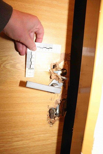 Zlodějka se během několika týdnů na různých místech vKarviné dopouštěla krádeží. Do objektů se dostávala násilím.