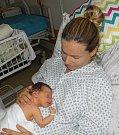 Helenka se narodila 8. srpna mamince Janě Kawulokové z Českého Těšína. Po narození holčička vážila 3160 g a měřila 49 cm.