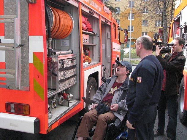 Den požární bezpečnosti v Havířově.