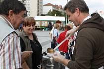 Veletrh sociálních služeb v Havířově.