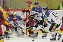 Hokejisté Havířova popáté v řadě vyhráli. Když dají čtyři góly, berou tři body.