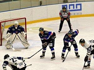 Hokej: Havířov - Benátky n. J.