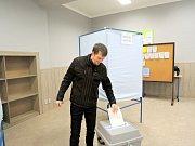 Prezidentské volby 2018 v Havířově.