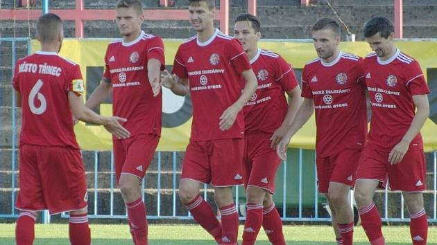 Fotbalisté Třince jsou připraveni na další ročník II. ligy.
