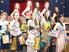 Miss Orlová 2015.