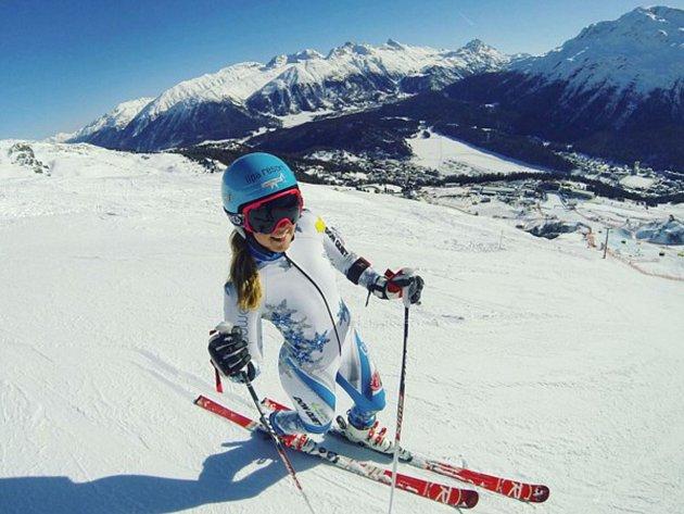 Kateřina Pauláthová se těší na svou druhou olympiádu.
