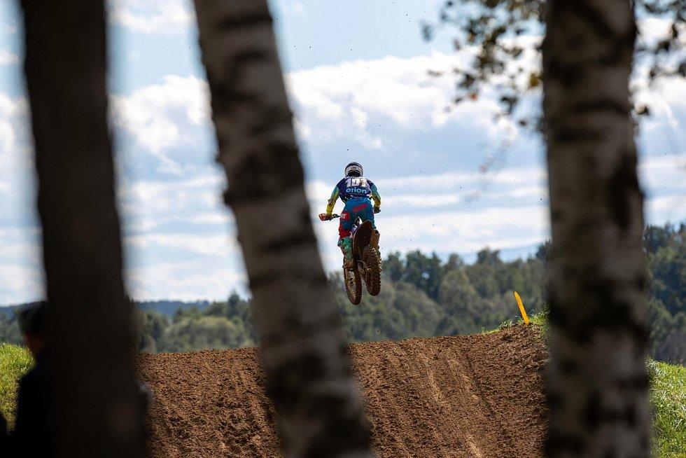 Poslední díl českého motokrosového šampionátu se jel v Petrovicích u Karviné.