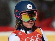 Kateřina Pauláthová na olympiádě.