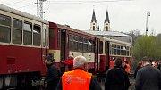 Vyjížďku speciálním vlakem po vlečkách báňské dráhy na Karvinsku.