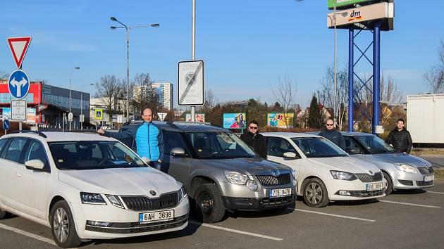 Řidiči Deníku vyzkoušeli celkem čtyři objízdné trasy, po kterých se dá z Ostravy-Poruby dostat do Havířova v době uzavření Rudné ulice.