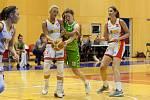 Havířovské basketbalistky prohrály a budou mít co dělat, aby proklouzly do play off.