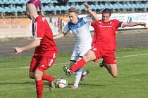 Havířovští fotbalisté uhráli bod a drží se mezi nejlepšími třemi.