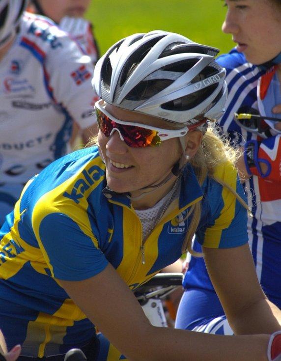 Jessica Kihlbom ze Švédska byla před časem také na startu.