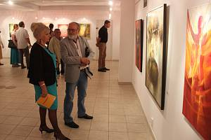 V úterý byl zahájen letošní ročník Konverzace uměním III. Série výstav, koncertů a přednášek, které se konají na několika místech ve městě, potrvá až do 25. října.