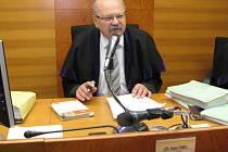 Soudce Otakar Chmiel.