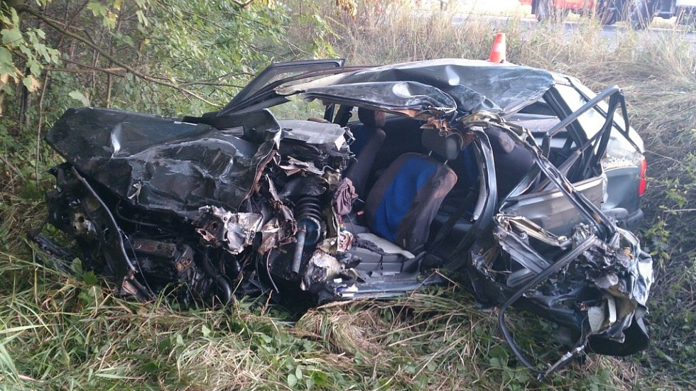 Tragická nehoda v Karviné-Loukách.