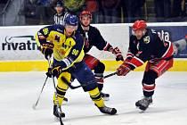 Karvinští hokejisté působí v letošním ročníku jistějším dojmem než loni, ale výsledek je stejný - prozatímní poslední místo.